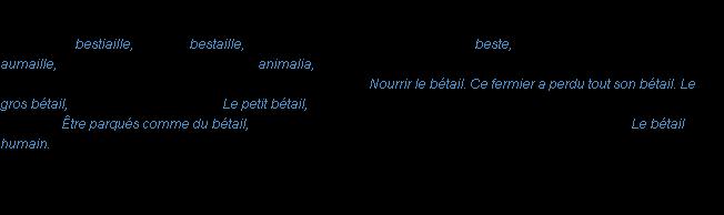 B tail la d finition for Tartuffe definition