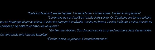 exciter definition