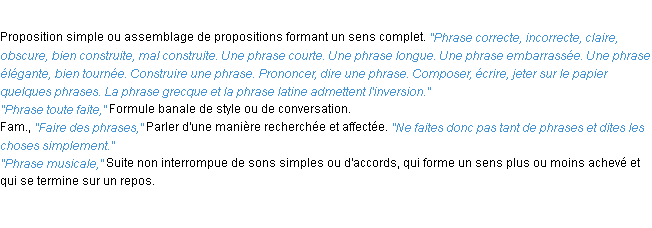 D�finition phrase ACAD 1932