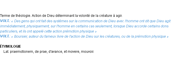 Pr motion la d finition for Definition delit